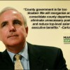 Carlos Gimenez wants 10% less pay for workers, other cuts