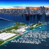 Key Biscayne, activists watch closely as Boat Show begins