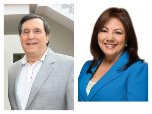 Joe Carollo, Sandra Ruiz