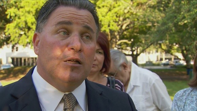 Michael Pizzi sued for post-bribery mayoral battle legal fees