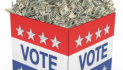 Senate 40 primary was pretty pricy, topping $275 a vote for the GOP winner