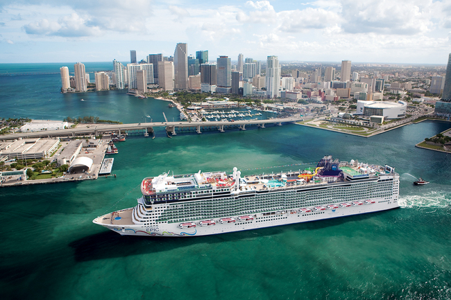 Carlos Curbelos Legacy In First Term Nod To Cruise Industry - Miami cruise month