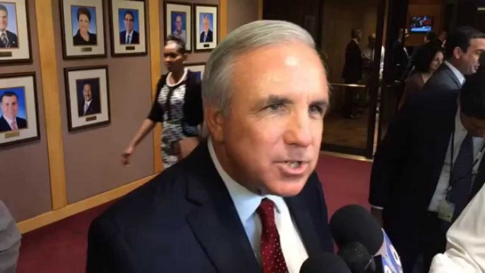 Carlos Gimenez and lobbyists in China is same old thing, different language