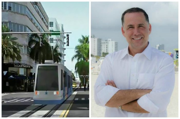 Philip Levine 'parks' his train after poll — but only for now