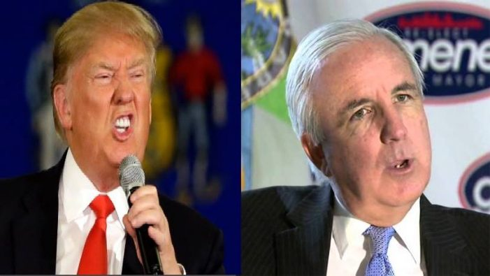 Carlos Gimenez betrays our community for Donald Trump