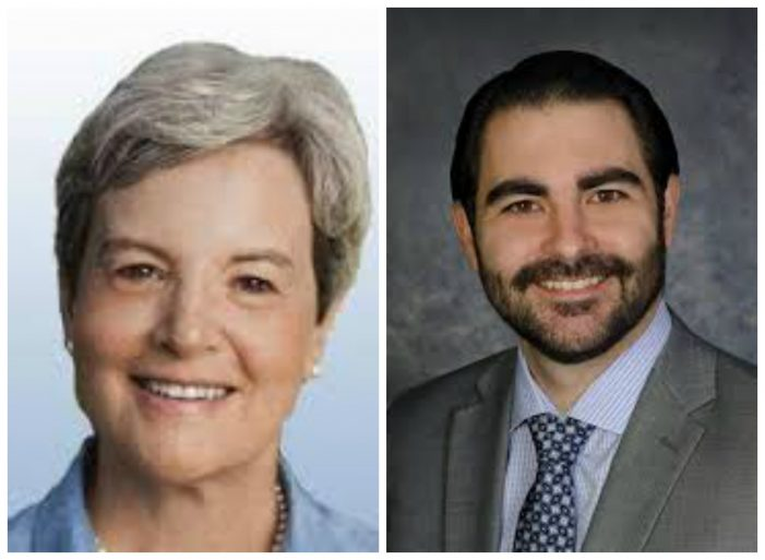 Ebbert, Mena head for runoff in Gables commission race