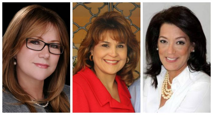 Three women to battle for Senate 40's Democrat spot