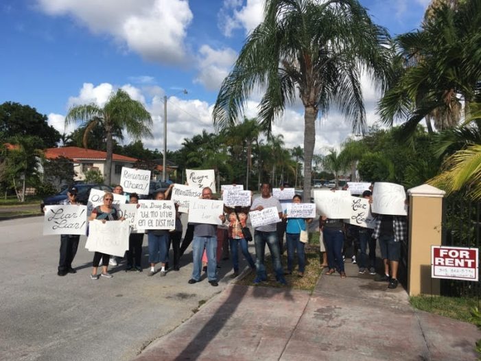 Protesters urge Daisy Baez to resign; GOP head says 'refund'