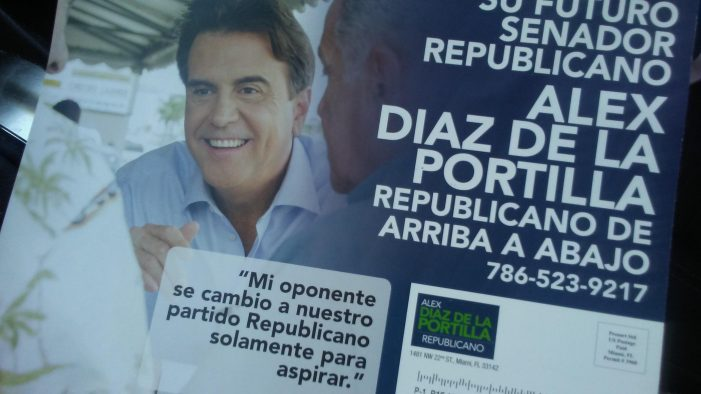Senate 40 race turns to quien es mas macho, er, Republicano
