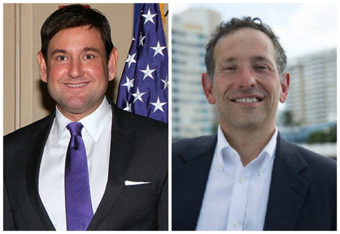 Michael Gongora, Mark Samuelian lead Miami Beach commission money race