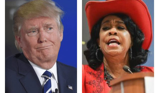 White House: Trump lied re Frederica Wilson, but supporters still deny, deny