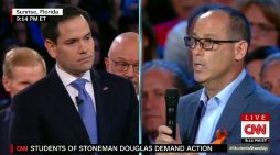 Marco Rubio gets an A for effort, C for substance at CNN live town hall