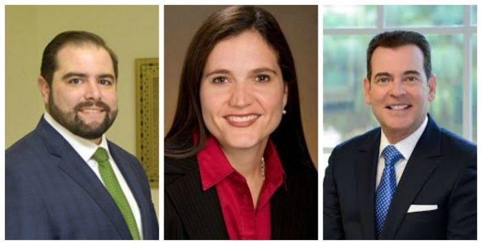 Newby leads cash race in Coral Gables 3-way contest for open seat