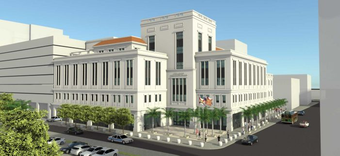 Coral Gables breaks ground on new public safety HQ — sans space for pseudo director