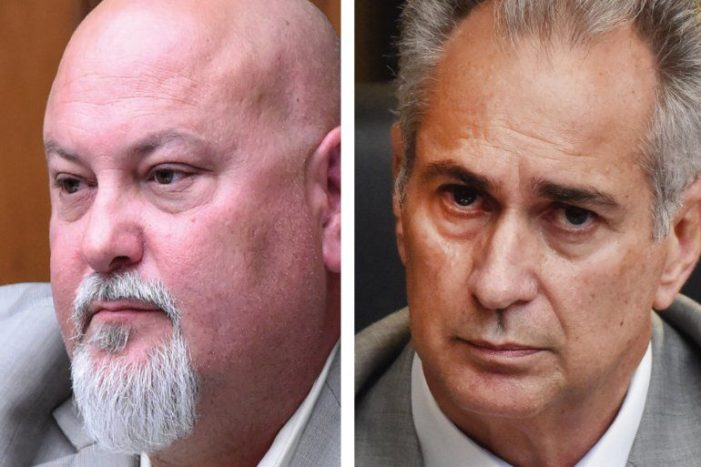 Sweetwater mayoral runoff is a 'shoot-out' between arch enemies