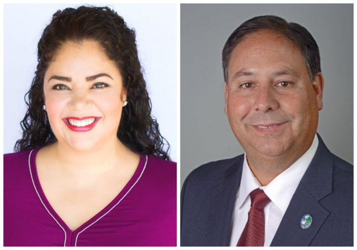 State Rep. Cindy Polo is challenged by Miami Lakes' Nelson Rodriguez